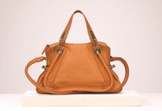 don't think I'll ever tire of this bag...Chloe Paraty, needed in all colours at all times.