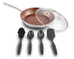 NuWave 9' Pan (SS) Set -- Click image to review more details. (This is an affiliate link and I receive a commission for the sales)