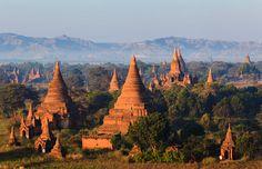 Bagan – Région de Mandalay, Myanmar #momondo