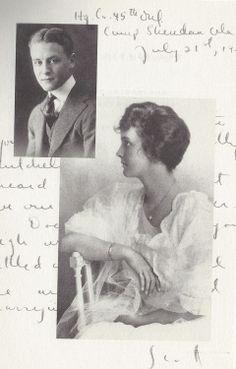 A blog dedicated to F. Scott and Zelda Fitzgerald.