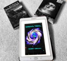 Book Review: Eden's Trial by Barry Kirwan