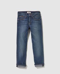 Pantalón vaquero de niño Tommy Hilfiger en azul · Tommy Hilfiger · Moda · El Corte Inglés