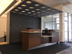 Reception Design, Ceiling Panels, Table, Pattern, Furniture, Home Decor, Roof Panels, Decoration Home, Room Decor