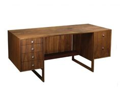 Cantilever Desk   The Joinery   Portland OR