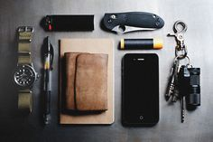 pocket dump by hufort, via Flickr