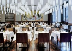 brasserie le faubourg @ sofitel. modern french cuisine. [try?]
