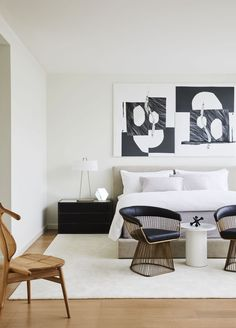House Tour: Ultra Modern Living in Greenwich Village
