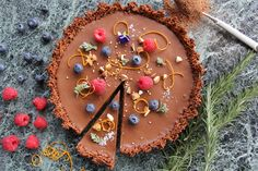 f gluten free, dairy free, refined sugar free; a crunchy lupin and shredded coconut base with a smooth and creamy jaffa interior. High protein and fibre. Dairy Free, Gluten Free, Shredded Coconut, Healthy Sweets, High Protein, Sugar Free, Tart, Smooth, Cookies