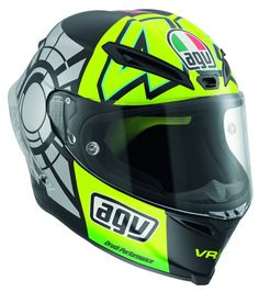 AGV HELMET CORSA LIMITED EDITION 2013