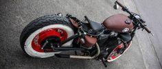 Bobber Inspiration | YamahaViragoxv535 bobber | Bobbers and Custom Motorcycles