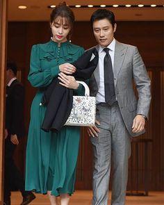 Lee Byung Hun, Yoo Ah In, Male Celebrities, South Korea, Sunshine, Actors, Female, Instagram, Style