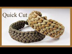 "Paracord Bracelet: ""Tamaraw Endless Falls"" Bracelet Design - YouTube"