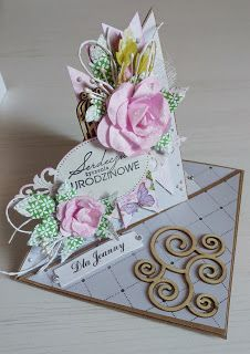 Arual-scrap: urodziny 2019 Place Cards, Decorative Boxes, Scrap, Place Card Holders, Home Decor, Homemade Home Decor, Tat, Decoration Home, Decorative Storage Boxes