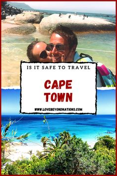 The reason a lot of people don't travel to Cape Town is fear. Find out if Cape Town is a safe travel destination and what it has to offer if you overcome this fear and enjoy the beautiful landscape. Places To Travel, Travel Destinations, Tropical Paradise, Cape Town, Beautiful Landscapes, Travel Guides, South Africa, People, Road Trip Destinations