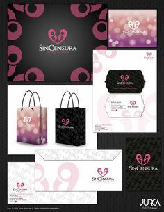 Diseño de marca y plataforma de branding para marca de ropa interior