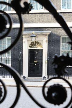 ~No. 10 Downing Street, London, England~