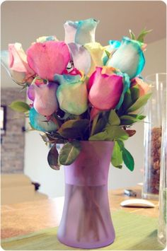 Fiesta Rainbow Roses {Review/Giveaway} - From PDX with Love
