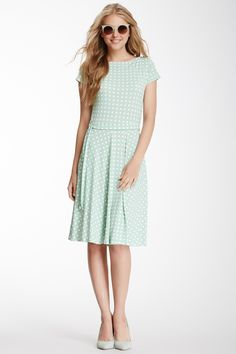 Cap Sleeve Ilana Dress on HauteLook