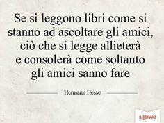 Hermann Hesse Citazioni Verità Leggere Libri