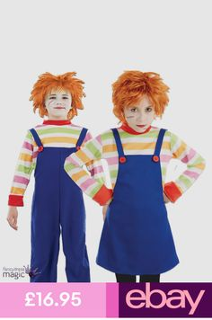 Fun Shack Boys Fancy Dress Clothes, Shoes & Accessories Dress Clothes, Dress Outfits, Dresses, Boys Fancy Dress, Ronald Mcdonald, Halloween, Fun, Character, Accessories