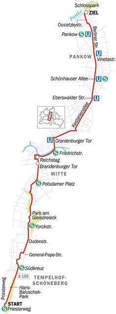 Rad-Tour: So erobern Sie ganz Berlin auf dem Fahrrad