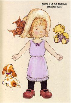 Sarah Kay veste le sue bambole - Copertina 3