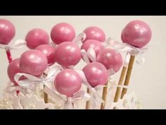 how to make CAKE POPS! DIY EASY METHOD FULL TUTORIAL STEP BY STEP | Its A Piece Of Cake - YouTube