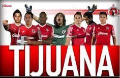 Blog de palma2mex : Xolos de Tijuana de refuerza con vista al torneo A...