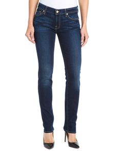 Spotted this 7 For All Mankind Roxanne Dark Rich Fontaine Skinny Leg on Rue La La. Shop (quickly!).