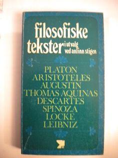 Bilderesultat for Filosofiske tekster