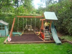 TERRASOFTA premium soft safe play surface rubber chippings