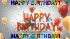 Happy Birthday Fireworks, Animated Happy Birthday Wishes, Happy Birthday Words, Happy Birthday Greetings Friends, Happy Birthday Wishes Photos, Birthday Wishes For Brother, Happy Birthday Video, Happy Birthday Wishes Images, Happy Birthday Candles
