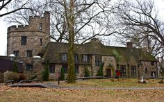 Built 1931 & modeled after a castle in Shropshire, England by the same name. Serves as an event venue, fine dining, & casual pub. Berks County Pa, Castle Restaurant, Honeymoon Cottages, Reading Pennsylvania, Missing Home, County Seat, Beautiful Castles, Big Houses, Reading Pa
