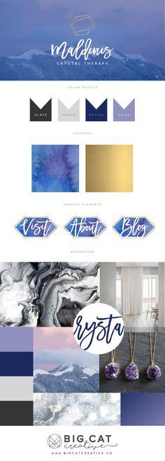 Branding Style Board