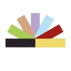Wholesale Polka Dot Ribbon from yamaribbon online store just $5 Wholesale Ribbon, Cheap Ribbon, Scrapbooking Ideas, Polka Dots, Satin, Store, Crafts, Manualidades, Elastic Satin