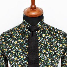 The Verona Poplin Shirt. Get it at www.grandfrank.com today!
