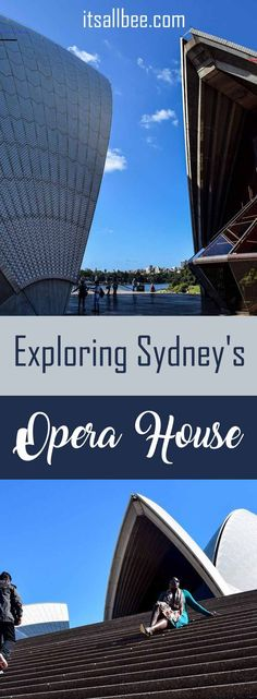 Exploring Sydneys Opera House In Australia Itsallbee - Sydney Opera House A Building That Really Needs No Introductions Huh But For Those Not In The Know Sydney Opera House Is A Performing Arts Center In Australias Sydney On Bennelong Point Of New Travel, Travel Goals, Travel Tips, Travel Destinations, Travel Plan, Fishing Photography, Travel Photography, Photography Photos, Travel Pictures