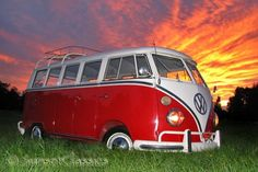 I still think it would be crazy awesome to fix up a custom VW bus!