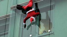 Weihnachts-Überraschung für Patienten einer Kinderklinik in Ljubljana (Slowenien)