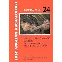 #Research and archaeology #revisited: a revised framework for the east of #englan,  View more on the LINK: http://www.zeppy.io/product/gb/2/162305965094/