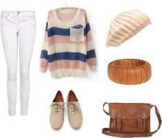 """""""It's Cold Outside"""" by gleekygeek on Polyvore"""