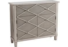 Shop for a Usonia Accent Cabinet at Rooms To Go. Find Accent Cabinets that will look great in your home and complement the rest of your furniture.