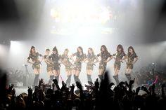 Girls' Generation Ranks 4th Worldwide In Girl Group Concert Sales — Koreaboo