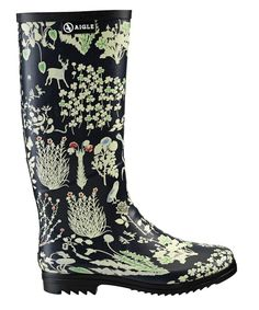 Liberty of London muck boots.