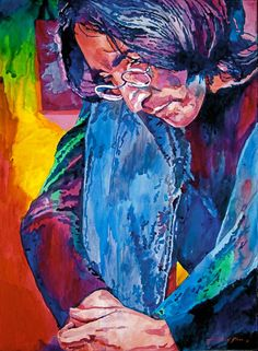 #John_Lennon by #David_Lloyd_Glover DAVID LLOYD GLOVER wanted to paint again. Before returning to the fine arts, however, his professional palate already included newspaper and magazine illustrations, graphic designs, photographic art direction and the founding