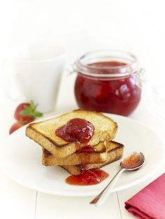 French Toast, Breakfast, Food, Morning Coffee, Eten, Meals, Morning Breakfast, Diet