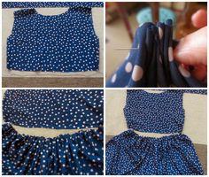 La Porta Magica - Ve a la moda cosiendo tu propia ropa. Blog de costura facil.: Vestido para Cita! Y mami en apuros!