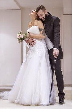 Siete pronte per un nuovo shooting, una nuova sfilata ...un nuovo suggerimento per il vostro giorno più bello?...vi aspetto il28 ad EMOZIONI IN MOVIMENTO...con la mia Sissi!!! Alessandro Tosetti Alessandro Tosetti Www.tosettisposa.it Www.alessandrotosetti.com #abitidasposa2015 #wedding #weddingdress #tosetti #tosettisposa #nozze #bride #alessandrotosetti