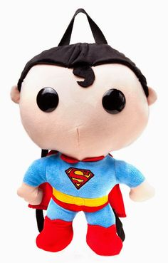 Mochila Peluche Superman   Merchandising Películas
