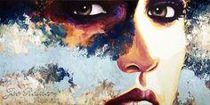 """Acrylic on Canvas  24""""x48"""""""